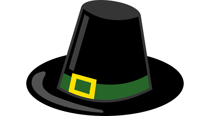 pilgrim hat thanksgiving quiz