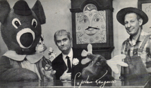 Capt. Kangaroo and Mr. Green Jeans
