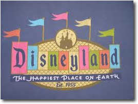 Disneyland, the Happiest Place on Earth
