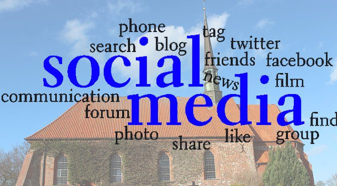 The church and social media