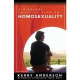 A Biblical Point of View on Homosexuality
