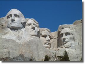 125 reasons to believe in God Mount_Rushmore