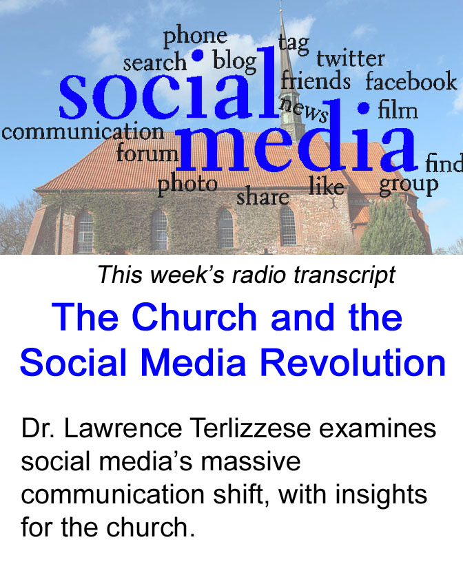 The Church and the Social Media Revolution