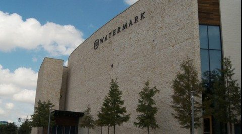 Watermark Community Church in Dallas TX