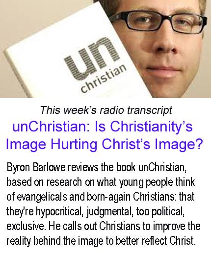 unChristian banner