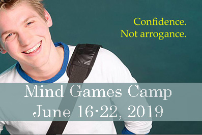 Mind Games Camp 2019 banner