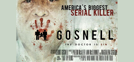 Byron Barlowe reviews Gosnell movie