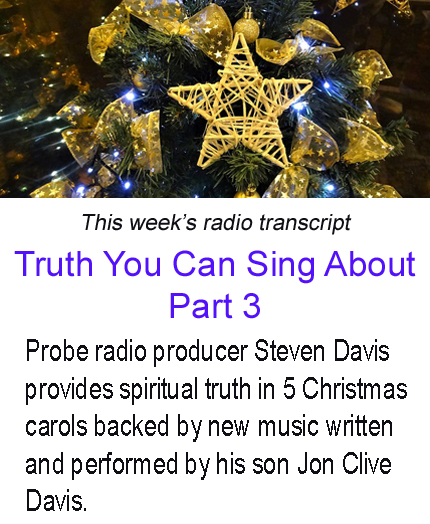 Truth You Can Sing About - Part 3