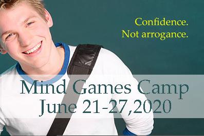 Probe Mind Games Camp 2020 banner