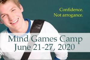 Mind Games 2020 Banner