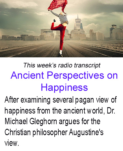 Ancient Perspectives on Happiness banner