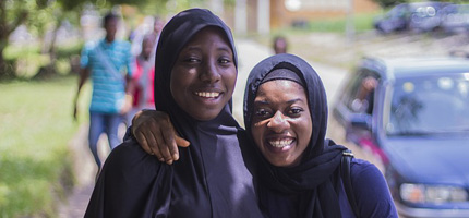 Talking to peace-loving Muslims