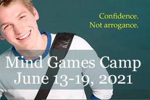 Mind Games Camp 2021
