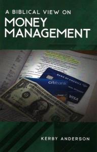 Money Management Booklet