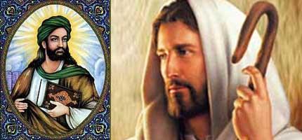 Muhammad-Jesus